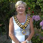 New Horsham District Council Chairman Cllr Karen Burgess