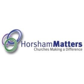 Horsham Matters Churches making a difference logo