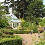 Horsham Park Sensory Garden