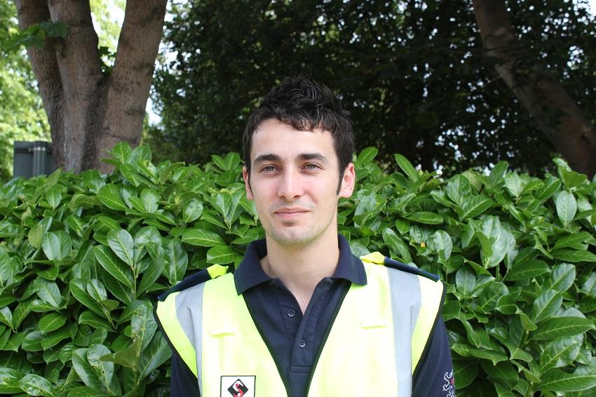 Michael Pearce, Steyning warden