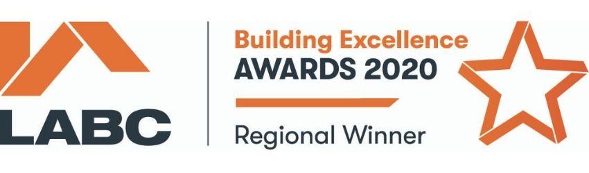LABC Building Excellence Awards Regional Finalist 2020