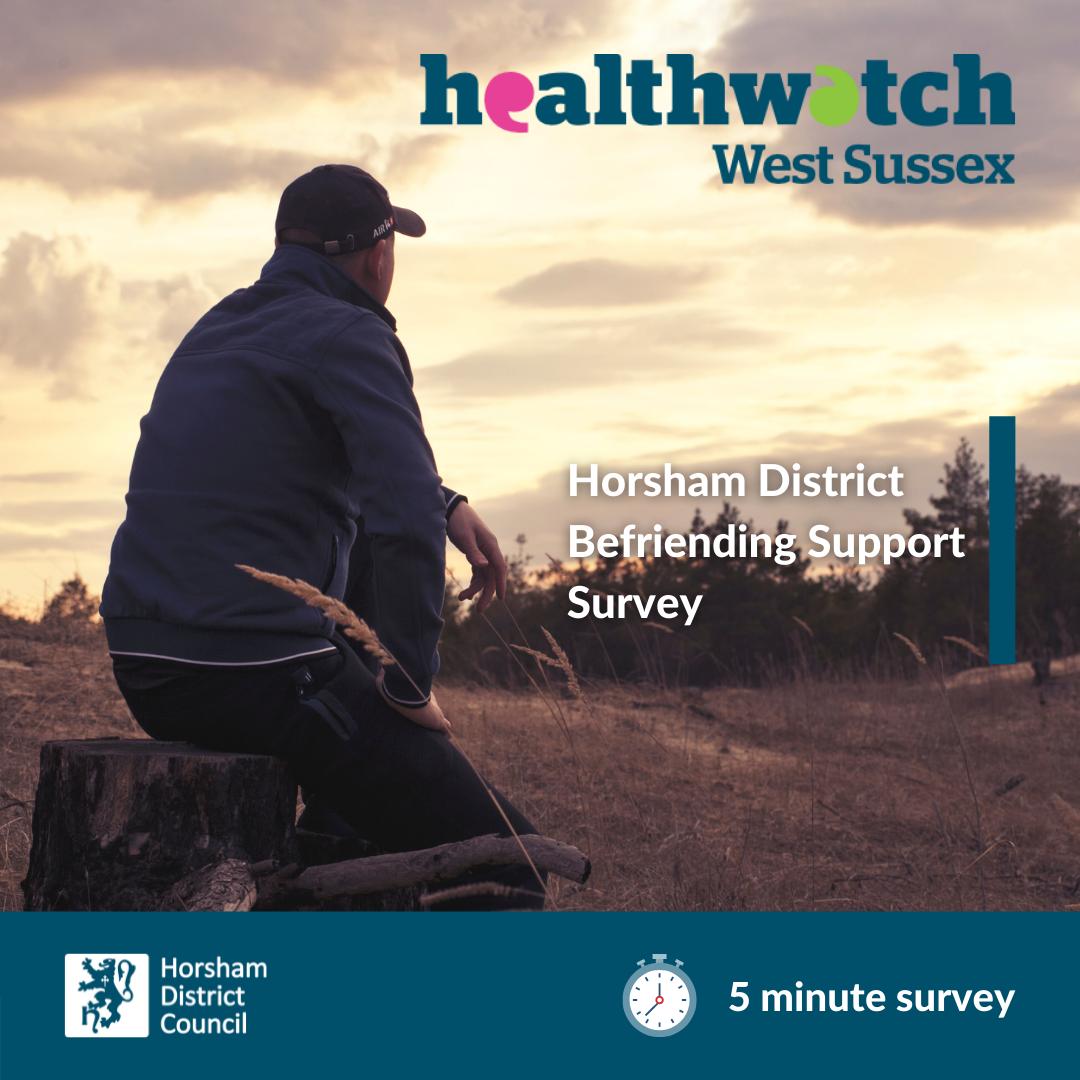 Take the Healthwatch survey