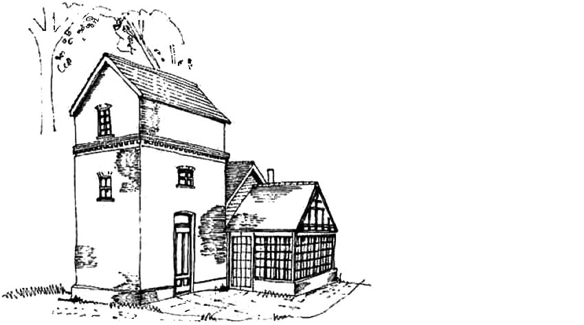 An example of a rural building conversion