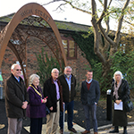 Opening of Steyning Archway