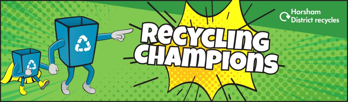 Recycling champions