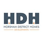 Horsham District Homes Developments logo