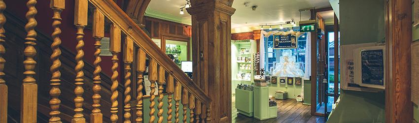Horsham Museum & Art Gallery interior