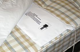 Bed occupancy detector