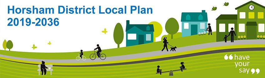 Local Plan web banner graphic