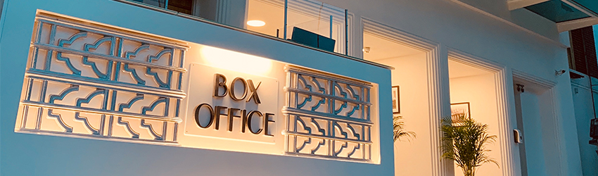 The Capitol's Box Office