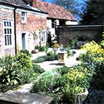 Horsham Museum's garden