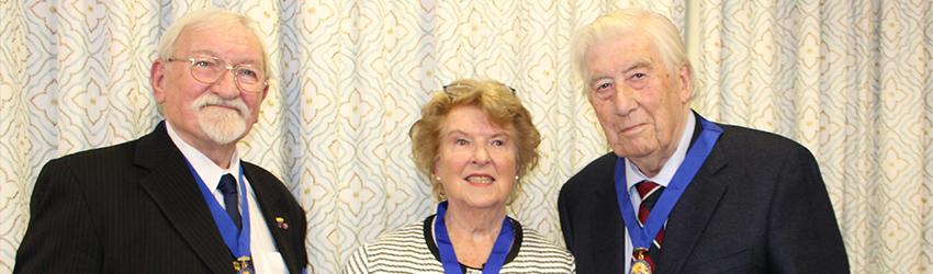 New honorary aldermen for Horsham