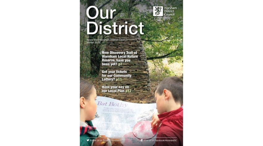 Our District Magazine Horsham District Council