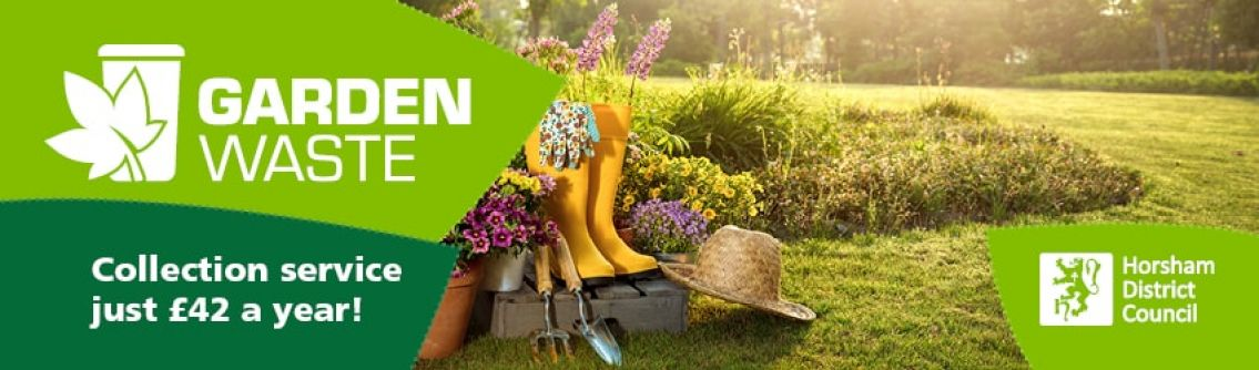 Garden waste collection service is just £41 a year