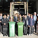 Tanbridge students visit Hop Oast