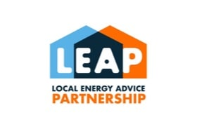 We work with LEAP to help our residents save energy