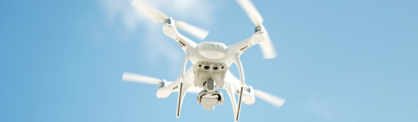 Council advises on the use of drones