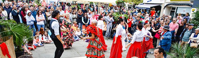 June Feria de Horsham Spanish Festival
