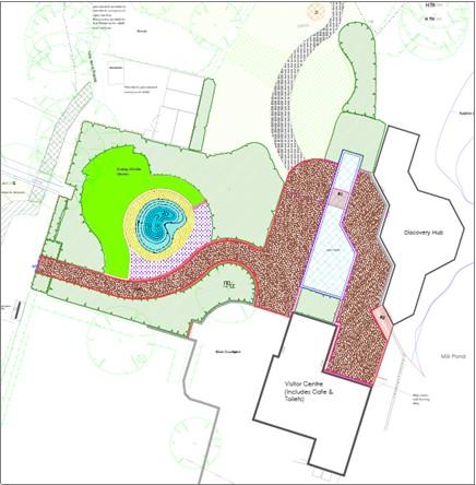 New Garden Design at Warnham