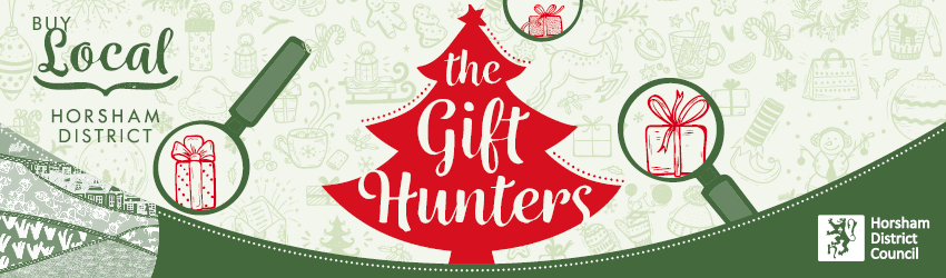 Gift Hunters banner