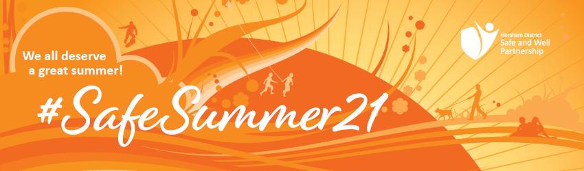 We all deserve a great summer #SafeSummer2021