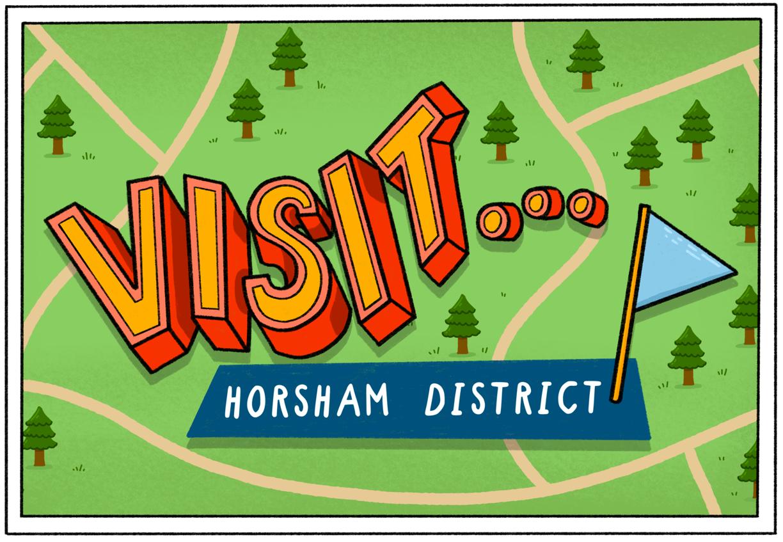 Visit Horsham District