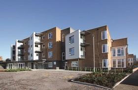 Affordable Housing development in Cranbook, Eastbourne